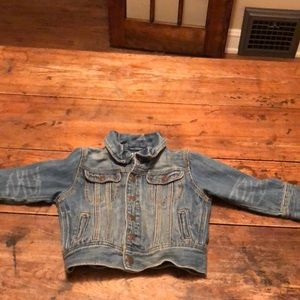 Other - Toddler Jean Jacket